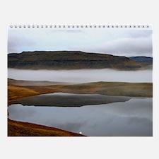 Icelandic Wall Calendar