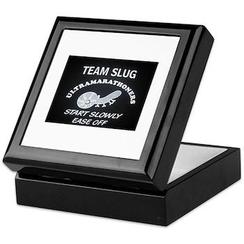 Team Slug Keepsake Box