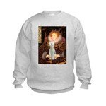 Queen / Bedlington T Kids Sweatshirt
