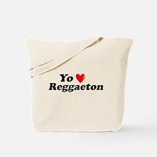 Yo Amo Reggaeton Tote Bag