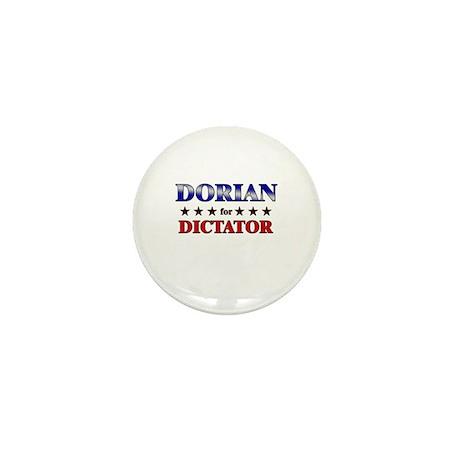 DORIAN for dictator Mini Button