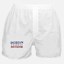 DORIAN for dictator Boxer Shorts