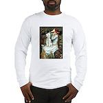 Ophelia / Bedlington T Long Sleeve T-Shirt