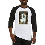 Ophelia / Bedlington T Baseball Jersey