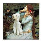 Ophelia / Bedlington T Tile Coaster