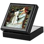 Ophelia / Bedlington T Keepsake Box
