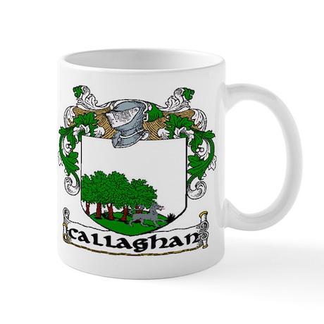 Callaghan Coat of Arms Mug