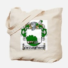 Callaghan Coat of Arms Tote Bag