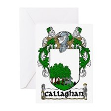 Callaghan Coat of Arms Greeting Cards (Pk of 10)