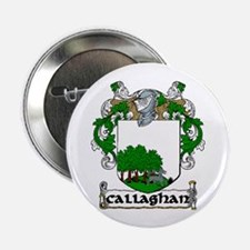 """Callaghan Coat of Arms 2.25"""" Button (10 pack)"""