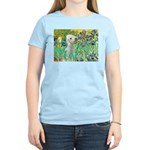 Irises /Bedlington T Women's Light T-Shirt