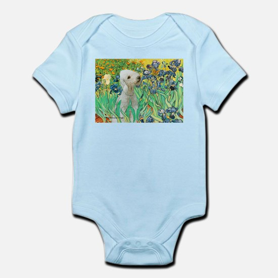 Irises /Bedlington T Infant Bodysuit