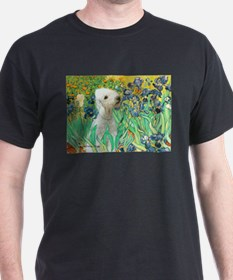 Irises /Bedlington T T-Shirt