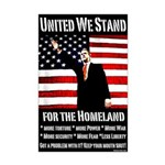United We Stand Homeland Poster 11x17