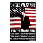 United We Stand Postcards (Eight)