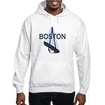Boston Hooded Sweatshirt
