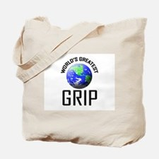 World's Greatest GRIP Tote Bag