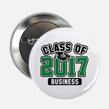 "Class Of 2017 Business 2.25"" Button (10 pack)"