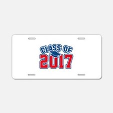 Class Of 2017 Aluminum License Plate