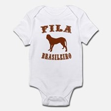 Fila Brasileiro Infant Bodysuit