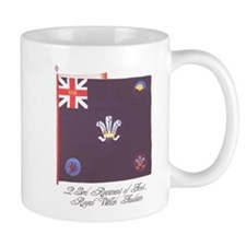 Regimental Colour Mug