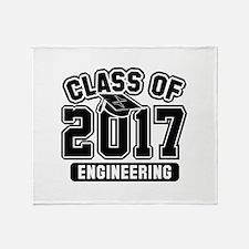 Class Of 2017 Engineering Stadium Blanket