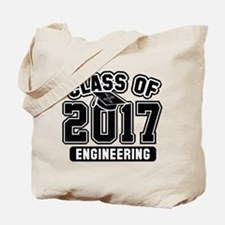 Class Of 2017 Engineering Tote Bag