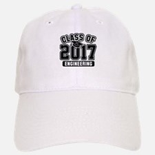 Class Of 2017 Engineering Baseball Baseball Cap