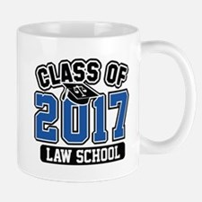 Class Of 2017 Law Mug