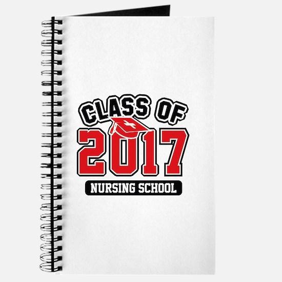 Class Of 2017 Nursing Journal