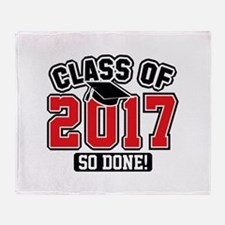 Class Of 2017 Stadium Blanket