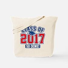 Class Of 2017 Tote Bag