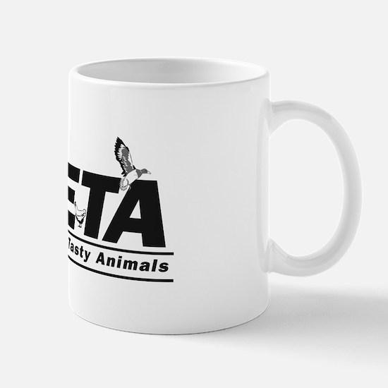 PETA - People eating Tasty An Mug