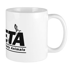 PETA - People eating Tasty An Small Mugs