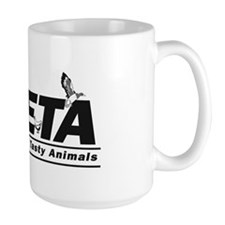 PETA - People eating Tasty An Mug