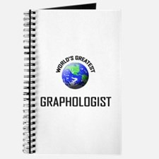 World's Greatest GRAPHOLOGIST Journal