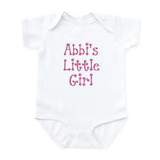Cute Abby Infant Bodysuit