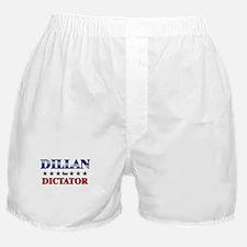 DILLAN for dictator Boxer Shorts