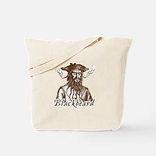 Blackbeard Tote Bag