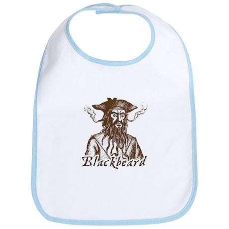 Blackbeard Bib