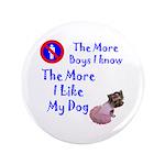 The More Boys, I Like My Dog 3.5