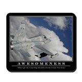 Awesome mousepad Mouse Pads