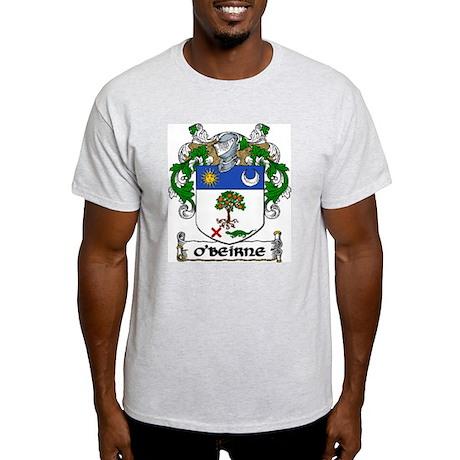O'Beirne Coat of Arms Light T-Shirt