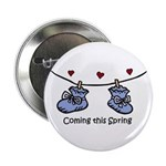 "Coming this Spring 2.25"" Button (10 pack)"