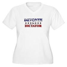 DEVONTE for dictator T-Shirt