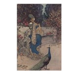 Warwick Goble's The She Bear Postcards (Package of