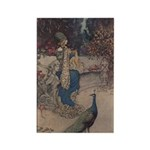 Warwick Goble's The She Bear Rectangle Magnet