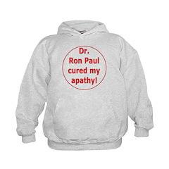 Ron Paul cure-3 Hoodie