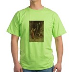 Warwick Goble's Parsley Green T-Shirt