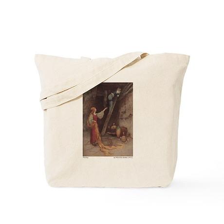 Warwick Goble's Parsley Tote Bag